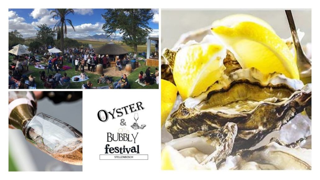 Stellenbosch Oyster and Bubbly Festival