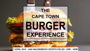 Cape Town Burger Experience