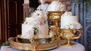 Breaking down the Royal Wedding cake