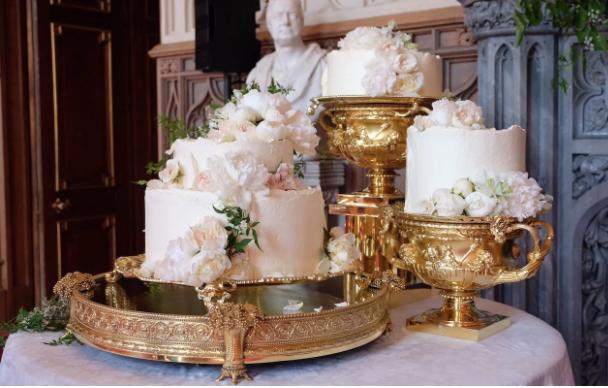 Breaking down the Royal Wedding cake