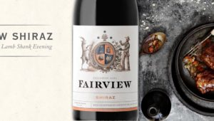 Fairview - lamb and shiraz
