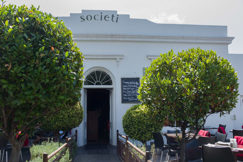 Societi Bistro goes global