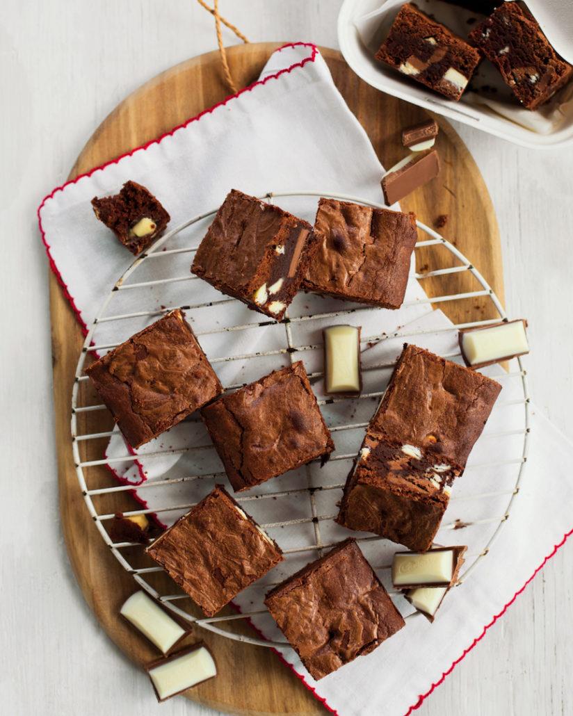 Top Deck brownies