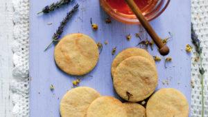 Chamomile biscuits