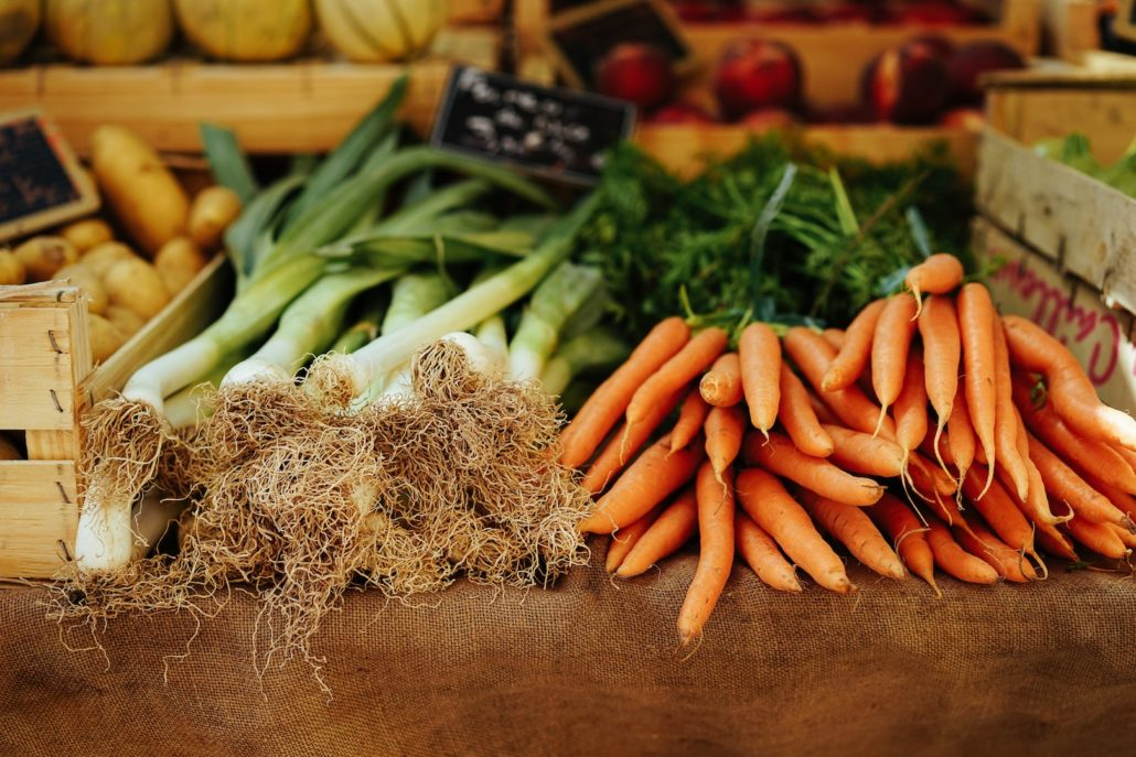 5 ways to include organic eating into your every day life
