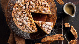 New york-style coffee cake