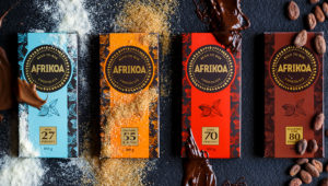 Local AFRIKOA Chocolate wins International Great Taste Award