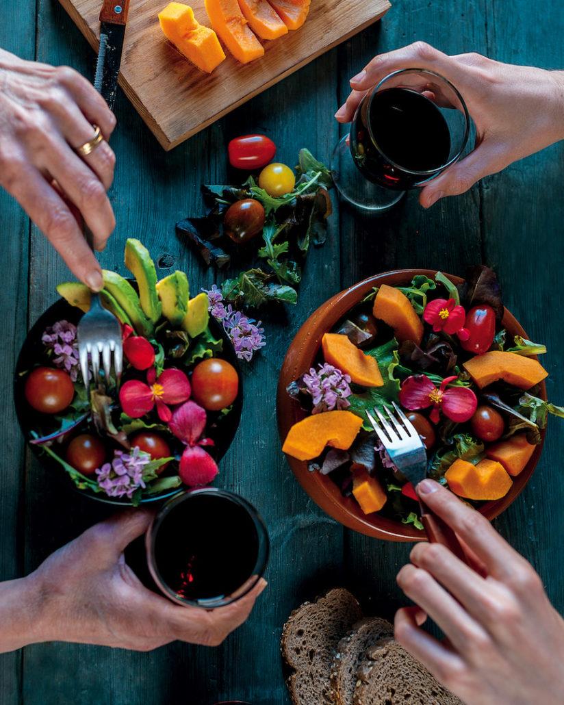 Fruity fresh kitchen accessories