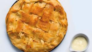 Cape chicken pie with basic roux