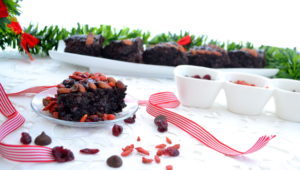 WIN with Nutriseed and their Not-So-Naughty Festive Chocolate Cake