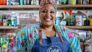Get ready for Celeb Feasts with Zola Nene and LANCEWOOD