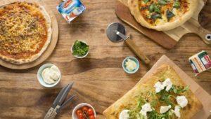 Galbani Italian pizzas