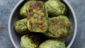 Broccoli nuggets
