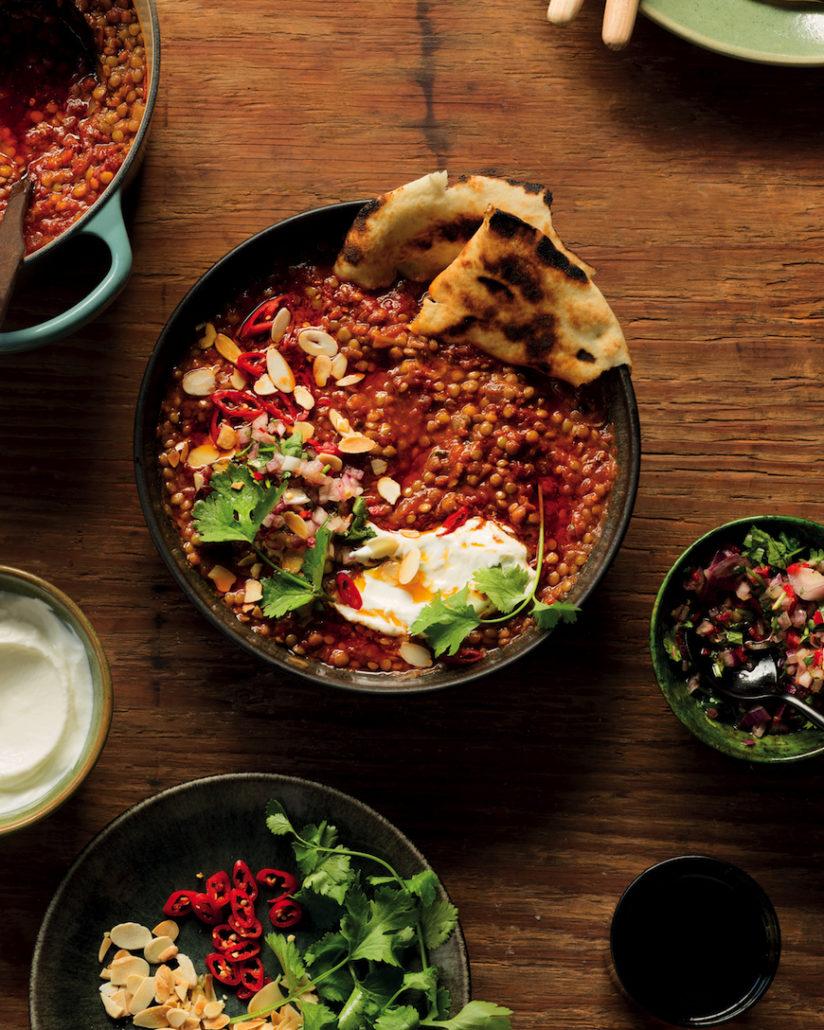 North African stew