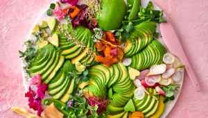 Avocados Nosh Board