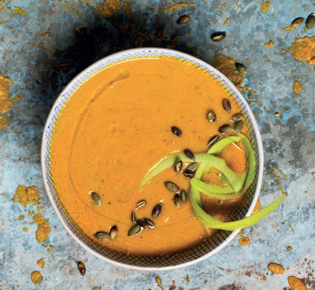 Vitamin C booster soup