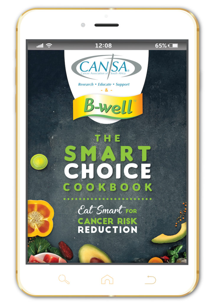 B-well's new cookbook can you reduce your cancer risk