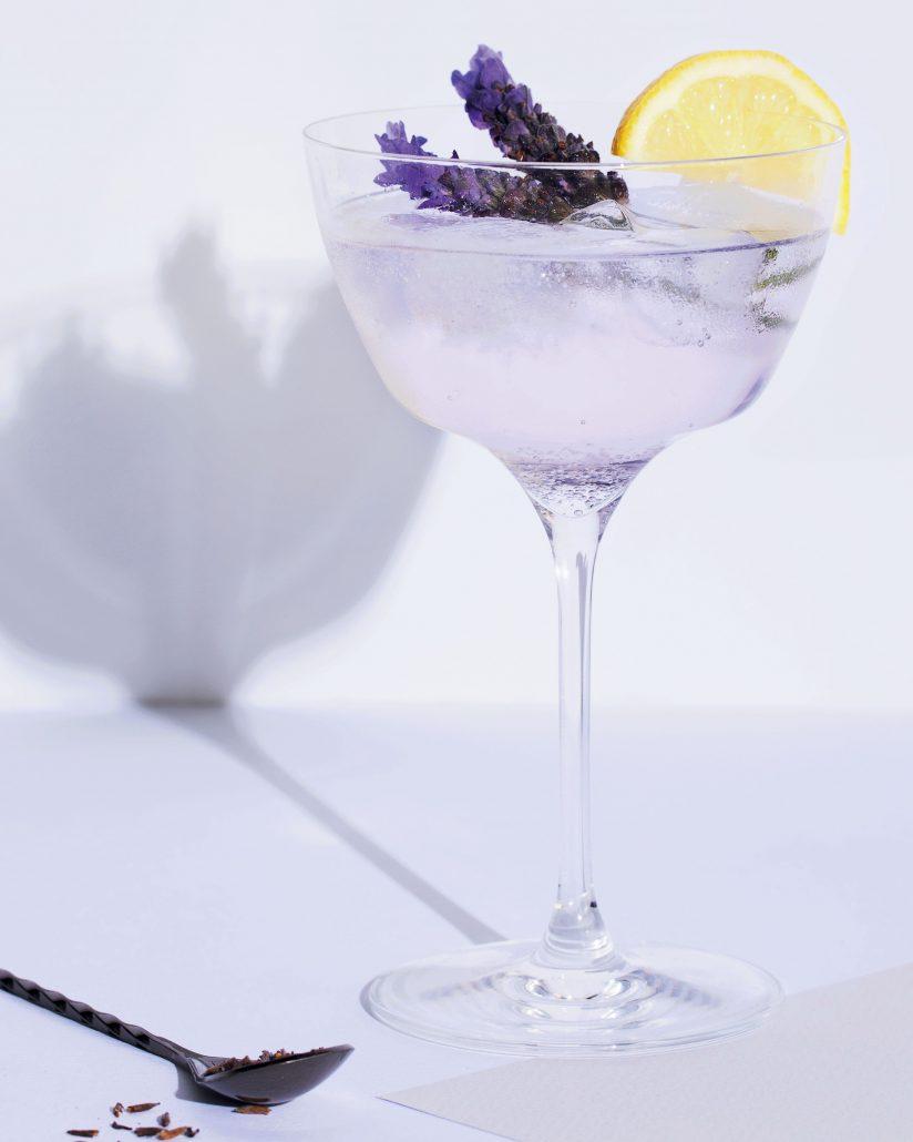 Lavender G&T