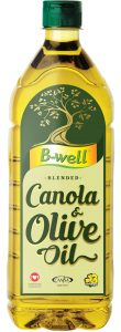 Canola & olive oil