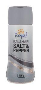 Royal Ancient Desert Salt & Pepper Mix
