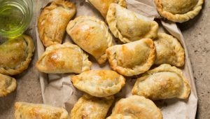 spicy beef turnovers