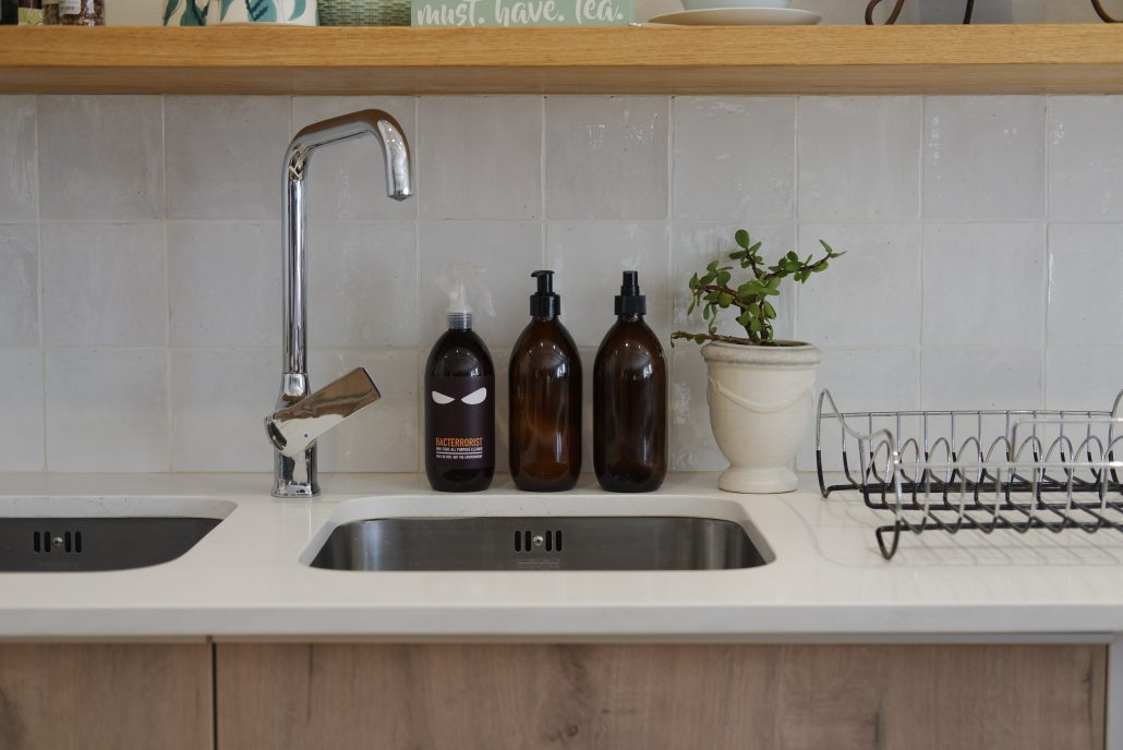 Make your home more eco-conscious with BACTERRORIST