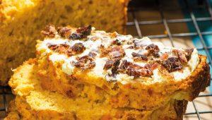 sweetcorn loaf